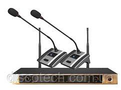 Бездротова конференційна мікрофонна система Emiter-S TA-U22C
