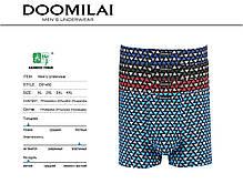 Чоловічі боксери стрейчеві з бамбука «DOOMILAI» Арт.D-01450, фото 2