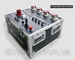 Груповий контролер в кейсі Mode-4W-case на чотири електричні лебідки Mode-611