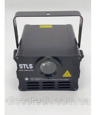 Лазер анимационный STLS RGB 1000 mini