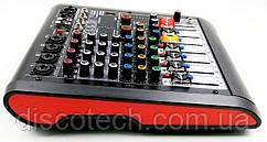 JB-400DSP JB sound микшерный пульт 4 канала ,процессор эффектов  32-бит, 99DSP