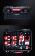 Груповий контролер Mode-4W на чотири електричні лебідки Mode-611