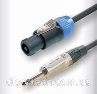 Готовый акустический кабель Roxtone DSSJ215L10, 2x1.5 кв.мм,вн.диаметр 7 мм, 10 м