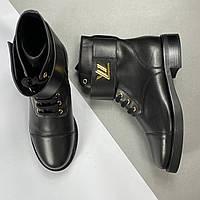 Женские ботинки Louis Vuitton (Луи Виттон) арт. 105-29