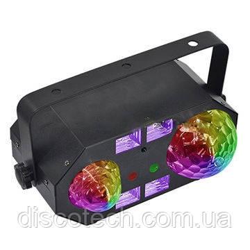Світловий LED прилад New Light VS-18 EFFECT LIGHT 4 в 1