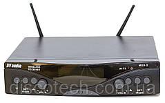 Двоканальний базовий приймач для систем серії MGX