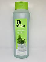 Пена для принятия ванны Today с ароматом горной сосны и эфирных масел, 1000 мл