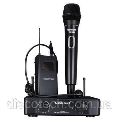Беспроводная микрофонная система Takstar TS-7220HP