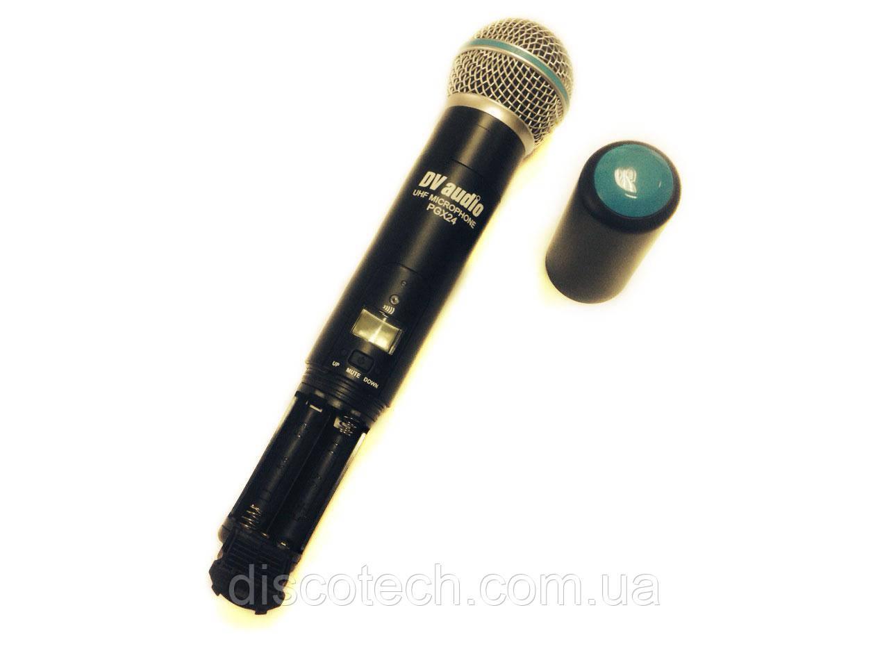 Ручний передавач для BGX-24/PGX-24