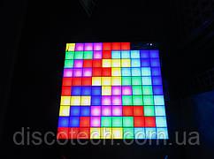 Світлодіодна Pixel Panel W настінна-100-10*10-1