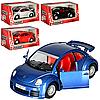 Машина метал. Volkswagen Beetle RSI