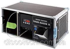 Генератор туману 1500W TOUR-HAZER ll-S Smoke Factory DMX, Standard-Case