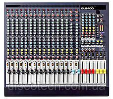 GL2400-16  Микшерный пульт 16 каналов