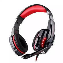 Навушники Kotion Each G9000 Red Black