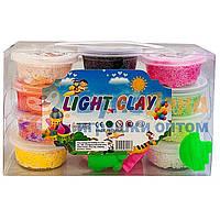Набір для творчості кульковий пластилін