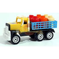 """Машина """"З"""" вантажівка з бідонами """"ЯУ"""""""