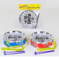Детский Барабан Metr+ 666 Е-2