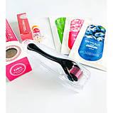 Акционный набор: Мезороллер DRS 540 игл в пластиковом футляре + сыворотка с витамином С Soon Pure Vitamin VC Solution + Гелевая маска для лица (в, фото 2