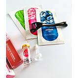 Акционный набор: Мезороллер DRS 540 игл в пластиковом футляре + сыворотка с витамином С Soon Pure Vitamin VC Solution + Гелевая маска для лица (в, фото 5