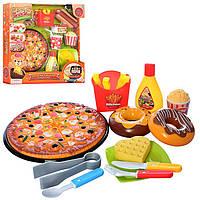 Продукты пица/сладости