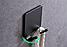 Алюминиевый настенный крючок. Модель RD-57008, фото 8