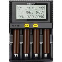 Професійне Зарядний пристрій MIBOXER C4-12