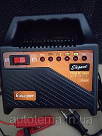 Зарядное устройство для авто 6 ампер