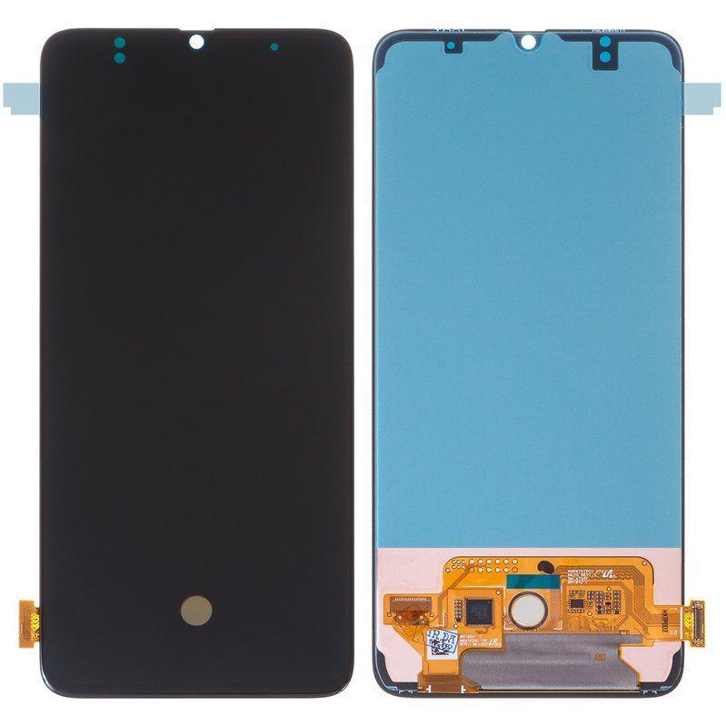 Дисплей Samsung Galaxy A70 A705 с тачскрином, оригинал, Black