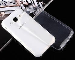 Чехол для Samsung Galaxy J1 J100 силиконовый