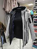 Молодіжна демісезонна куртка Edem-315, фото 3