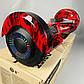 """Гироборд гироскутер Smart Balance 8 дюймів """" Смартбаланс Сігвей Червона блискавка, фото 2"""
