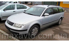 Ветровики VW Passat B5 Wagon 1997-2001-2005  дефлекторы окон