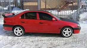 Вітровики Toyota Avensis Sd 1997-2002 дефлектори вікон