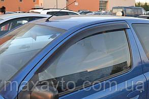 Вітровики Toyota Yaris/Vits I 3d 1998-2005/Echo 3d 1999-2005 дефлектори вікон