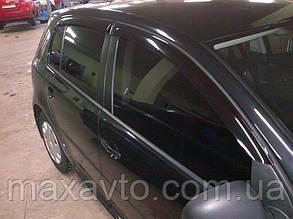 Ветровики VW Golf 5 5d 2003-2008/Golf 6 5d 2008-2012  дефлекторы окон