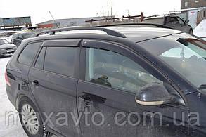 Ветровики VW Golf 5 Variant 2007-2012  дефлекторы окон