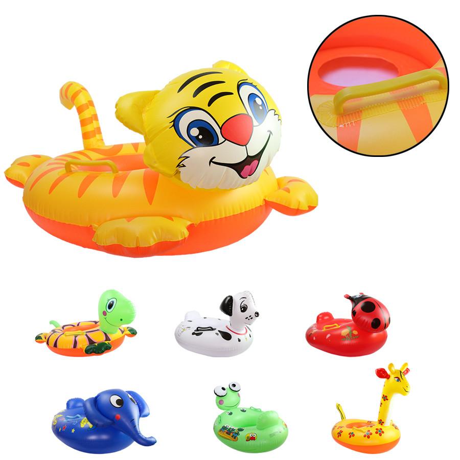 Детская надувная лодочка с ножками  BT-IG-0015 Животные