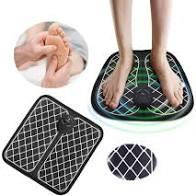 Електричний масажний килимок для ніг EMS