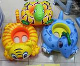 Детская надувная лодочка с ножками  BT-IG-0015 Животные, фото 2