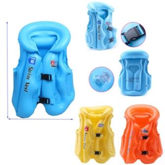 Дитячий надувний жилет для плавання розмір L, М