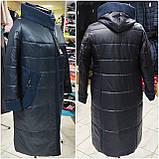 """Демісезонне пальто """"Софія"""" з кашеміровим коміром, фото 7"""