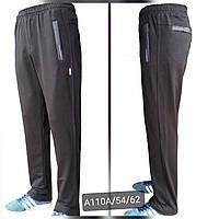 Спортивные мужские брюки, прямые БАТАЛ (54-62) оптом купить от склада 7 км Одесса