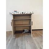 Комод в гостиную из ДСП Палермо 2Д Дуб сонома Світ меблів, фото 3