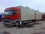 Вантажоперевезення автопоїздами по Житомирській області, фото 2