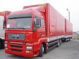 Вантажоперевезення автопоїздами по Житомирській області, фото 4