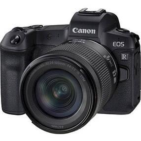 Фотоаппарат CANON EOS R + RF 24-105 f/4-7.1 IS STM, фото 2