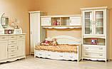 Надставка в дитячу кімнату з ДСП Селіна 2.0 Клен Світ меблів, фото 2