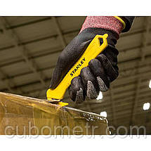 Нож односторонний FOIL CUTTER для резки упаковки, 1 штука в упаковке STANLEY STHT10355-1_1, фото 3