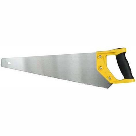 Ножовка OPP Heavy Duty длиной 550 мм для работы по древесине STANLEY 1-20-091, фото 2