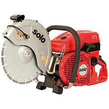 Бензоріз SOLO, 4.0 кВт, диск 350 мм, глибина реза125 мм, вага 10.1 кг